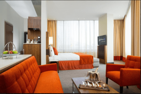 Where To Stay in Moscow Hotel Recommendations Russia Radisson Blu Airport