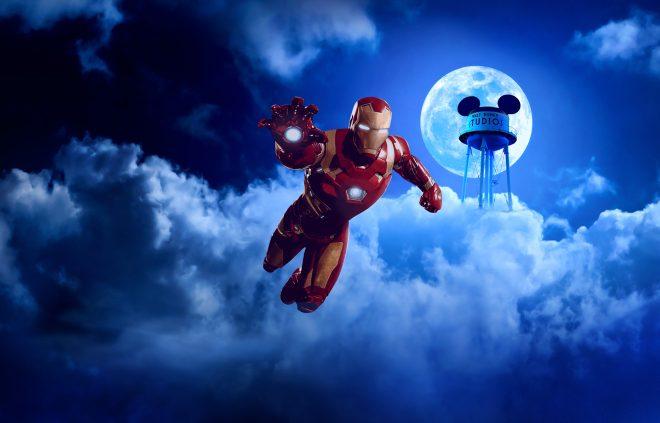 Disneyland Paris Marvel Summer of Super Heroes 7