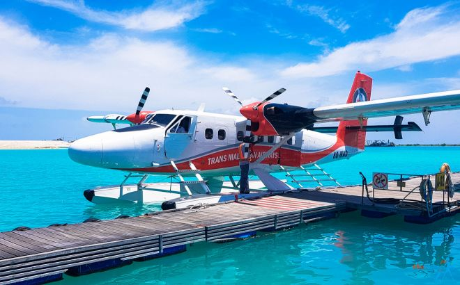 6 things you did not know about the Maldives seaplane