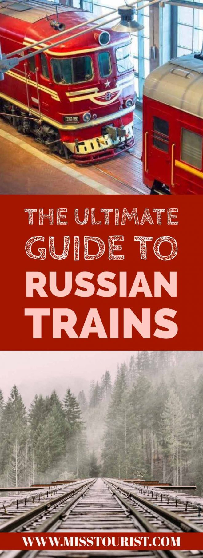 The Ultimate Guide to Russian Trains pin it for later