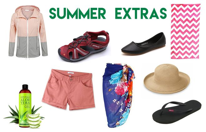 What to pack for your New Zealand trip summer