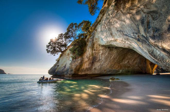 15 Things To Do in Coromandel Peninsula Cathedral Cove-The Coromandel