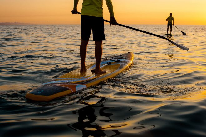 15 Things To Do in Coromandel Peninsula Stand Up Paddle Boarding