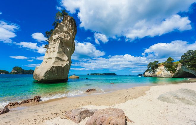 15 Things To Do in Coromandel Peninsula cathedral cove2