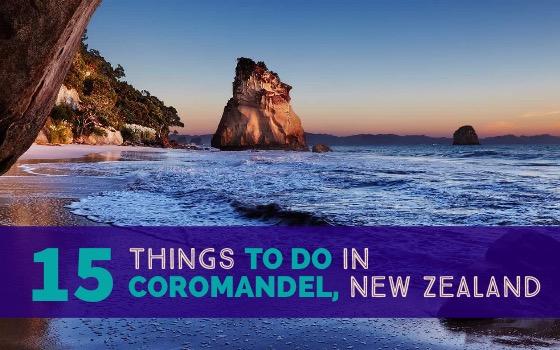 15 Things To Do in Coromandel Peninsula cover