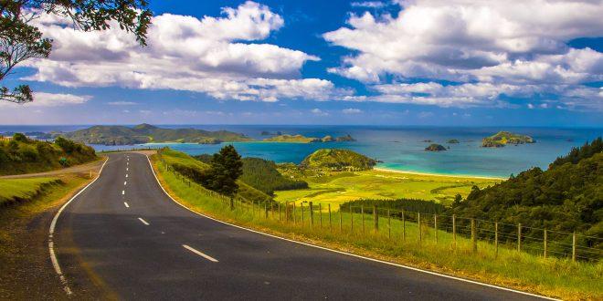 15 Things To Do in Coromandel Peninsula road harley davidson