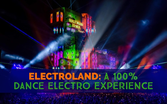 Electroland Disneyland Paris cover