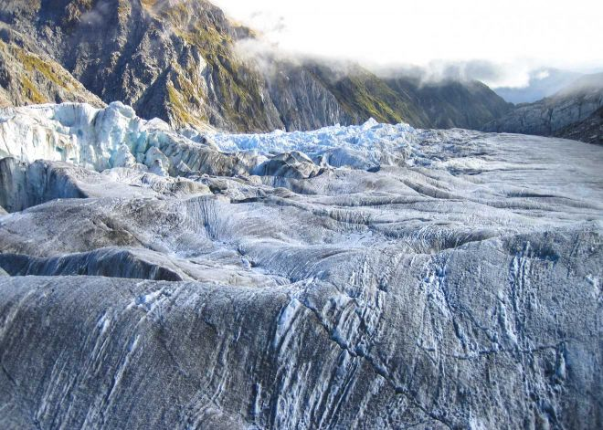Ultimate South Island Road Trip in New Zealand Fox glacier