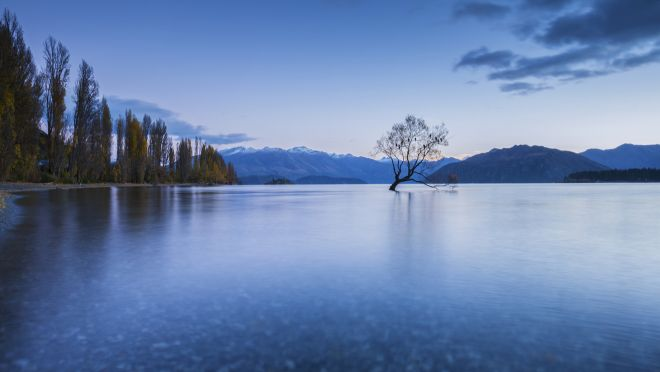 Ultimate South Island Road Trip in New Zealand Wanaka