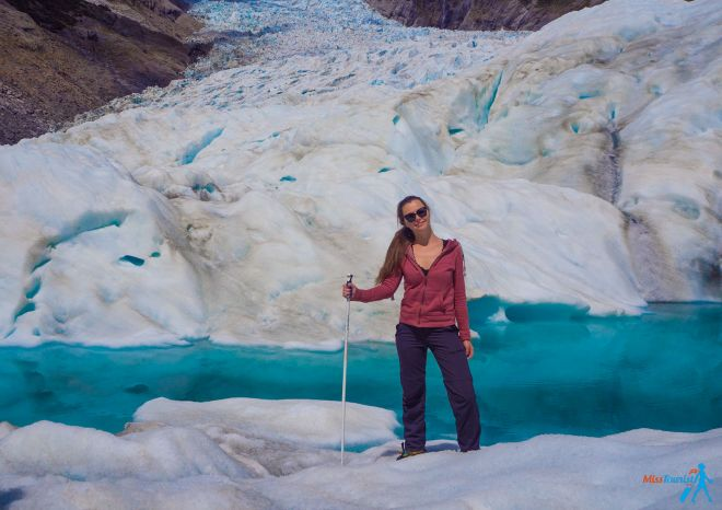 Ultimate South Island Road Trip in New Zealand glacier hike 3