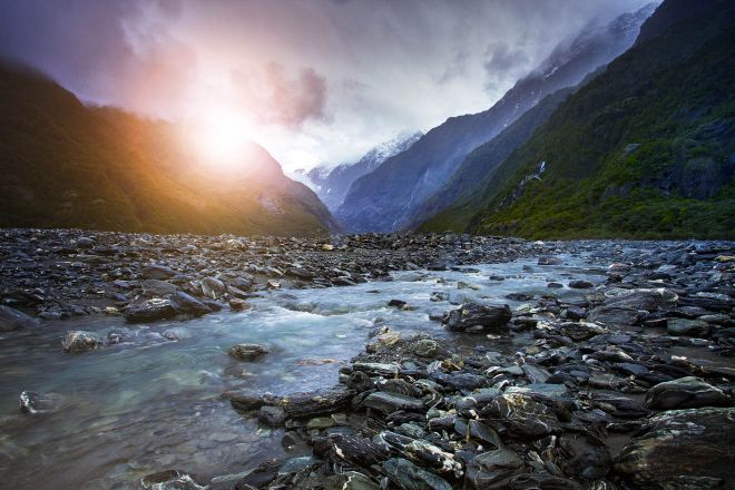 Ultimate South Island Road Trip in New Zealand glaciers landscape