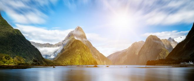 Ultimate South Island Road Trip in New Zealand milford sound 2