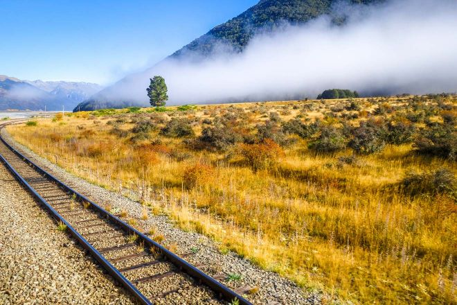 Ultimate South Island Road Trip in New Zealand tranzalpine train road
