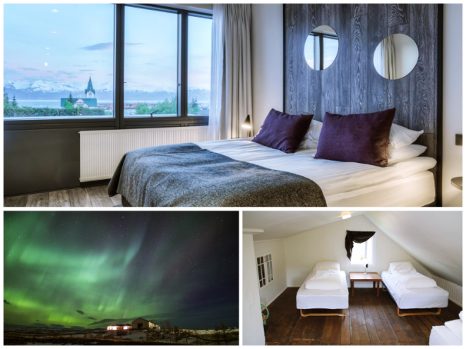 Iceland's Best Hotels An Easy Way To Book Accommodation Before Your Trip Husavik