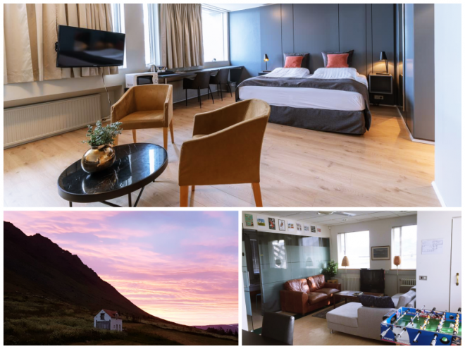 Iceland's Best Hotels An Easy Way To Book Accommodation Before Your Trip Isafjordur