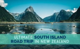 Ultimate South Island Road Trip in New Zealand cover