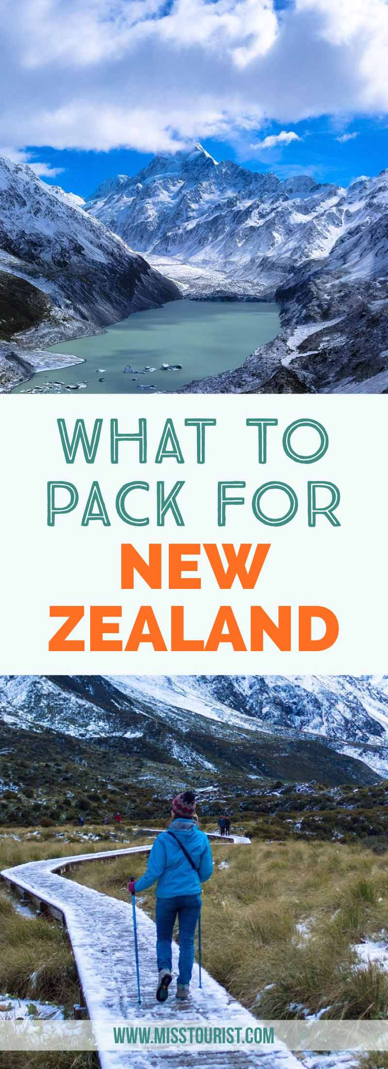 new zeeland packing list