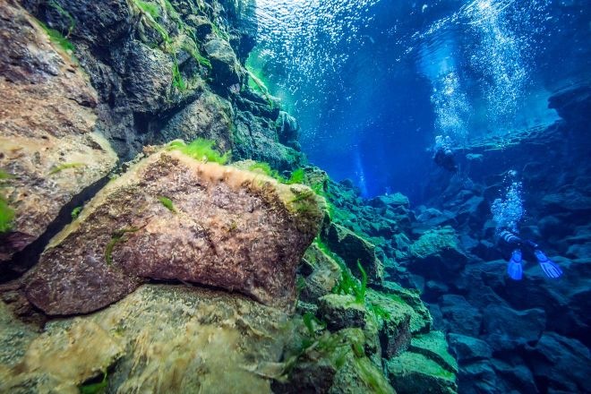 10 Best Tours You Have To Take in Iceland Silfra Fissure dive snorkel 3
