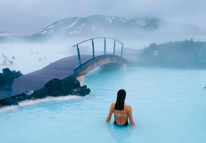 10 Best Tours You Have To Take in Iceland blue lagoon girl