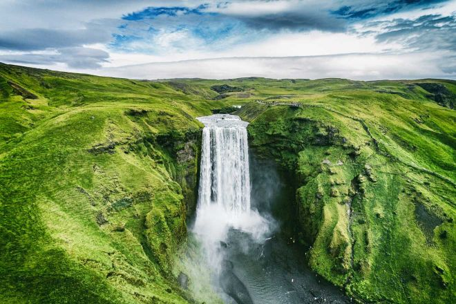 10 Best Tours You Have To Take in Iceland skogafoss waterfall