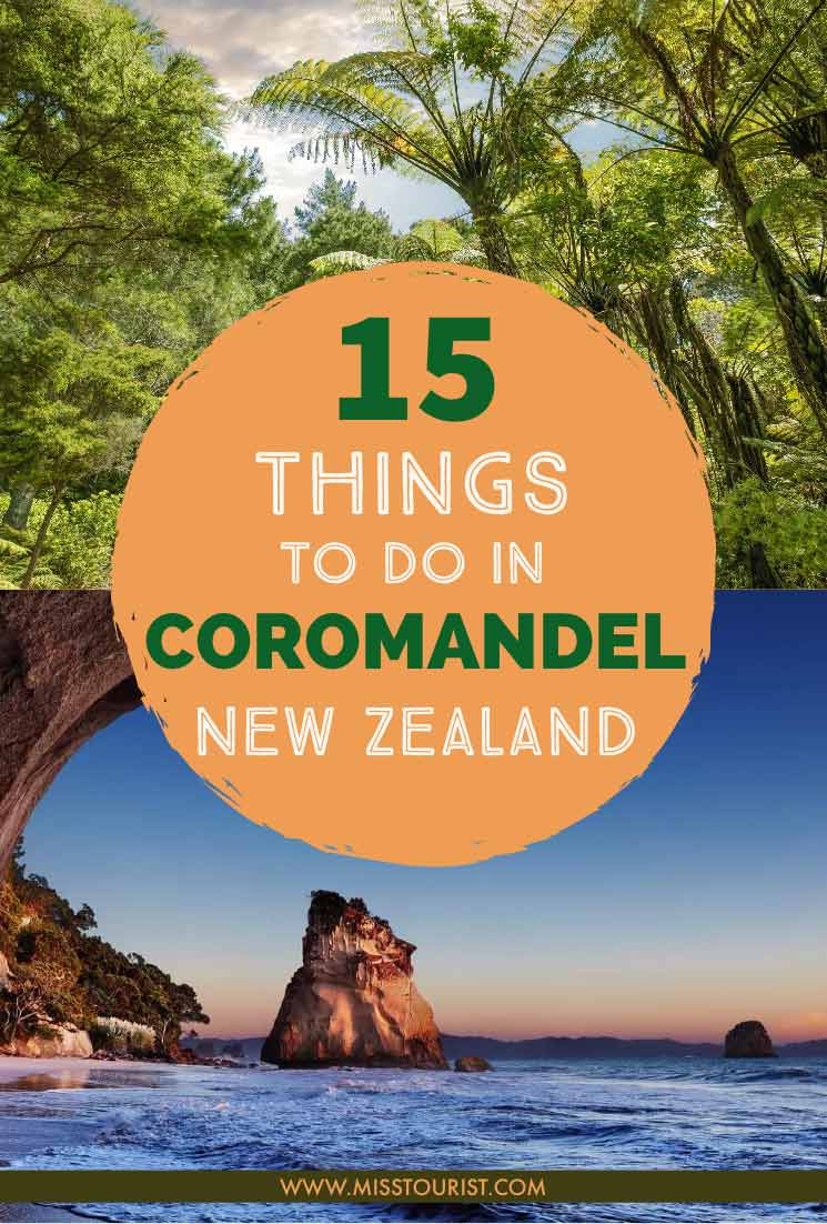 coromandel things to do