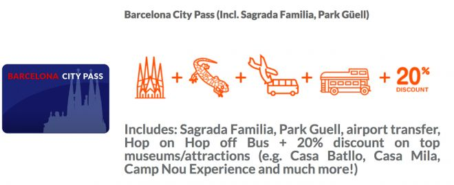 Barcelona Passes – which one is worth the money barcelona city pass