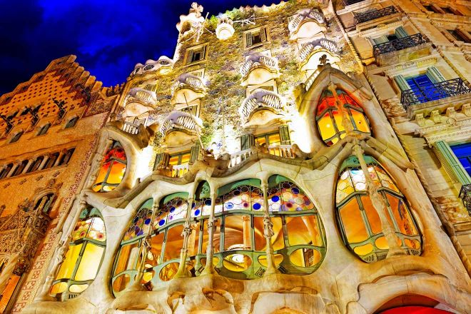Barcelona Passes – which one is worth the money gaudi casa batllo