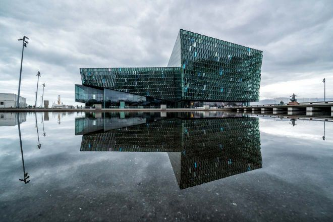 concert hall iceland
