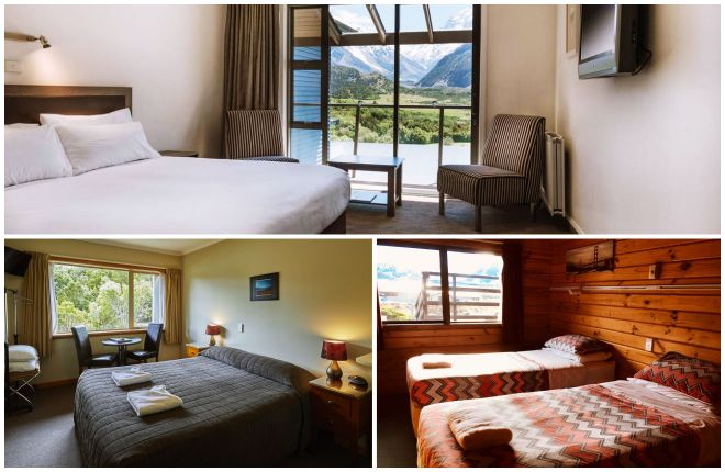 13 New Zealand's Best Hotels – A Plan To Help You Book All Accommodation In Minutes Mount Cook