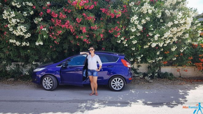 15 rent a car in Halkidiki