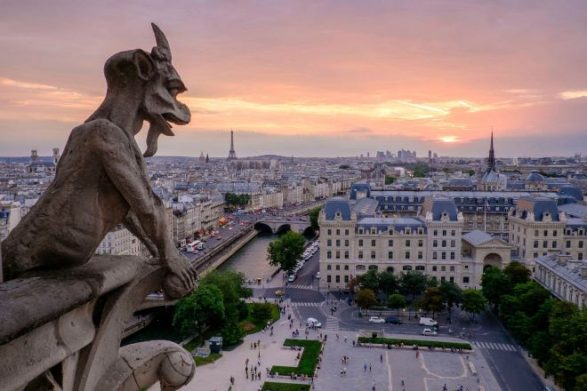 5 Neighborhoods To Stay In Paris + Hotel Recommendations for Each Notre Dame