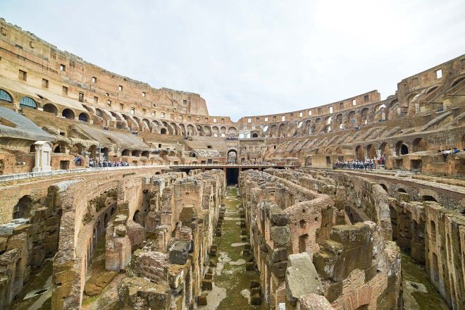 6 most crowded places in Rome and how to avoid the line 2 colosseum 3