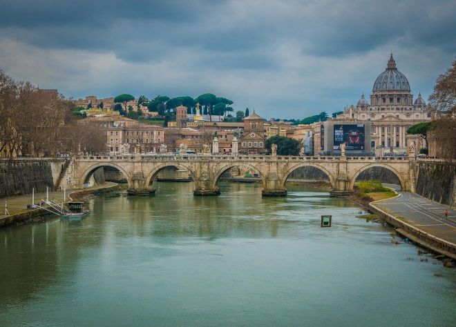 6 most crowded places in Rome and how to avoid the line 2 saint peter basilica 1