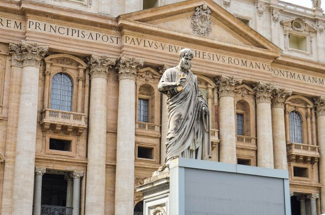 6 most crowded places in Rome and how to avoid the line 2 saint peter basilica 5