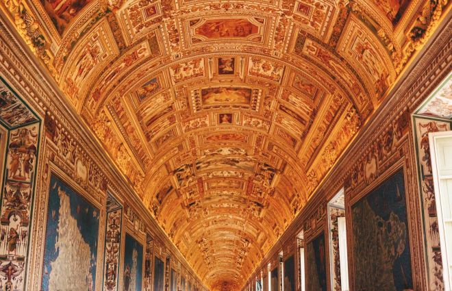 6 most crowded places in Rome and how to avoid the line 2 vatican museums 2
