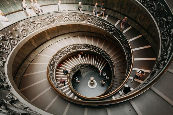 6 most crowded places in Rome and how to avoid the line 2 vatican museums 5