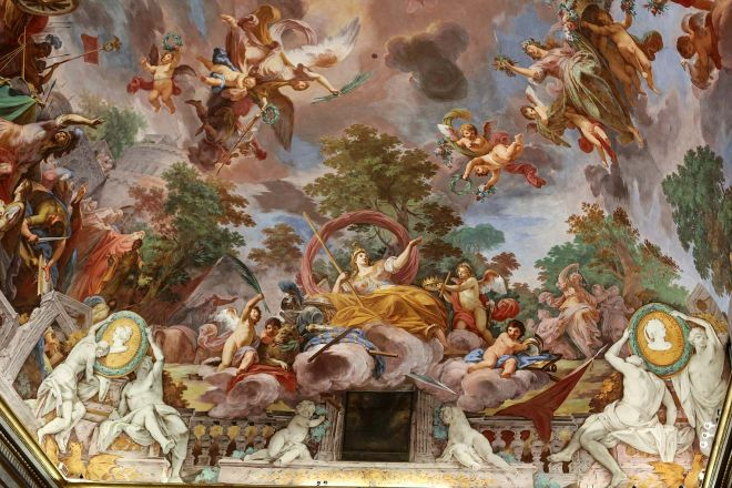 6 most crowded places in Rome and how to avoid the line 2 vila borghese gallery 1