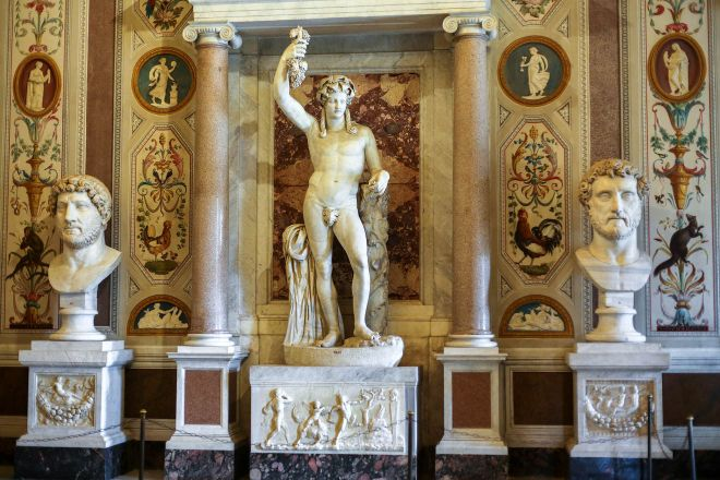 6 most crowded places in Rome and how to avoid the line 2 vila borghese gallery 2