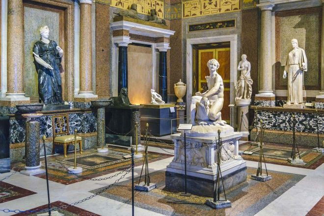 6 most crowded places in Rome and how to avoid the line 2 vila borghese gallery 3