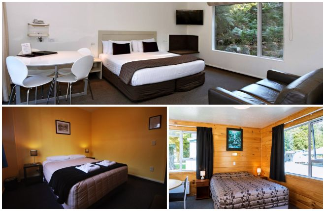 8 New Zealand's Best Hotels – A Plan To Help You Book All Accommodation In Minutes Fox Franz Josef Glacier