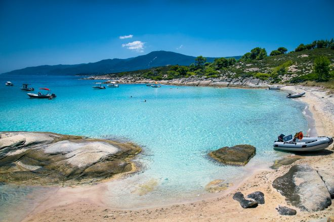 9 Diaporos Island