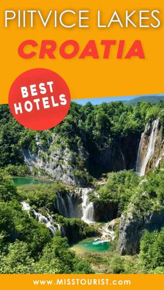 croatia plitvice lakes best places to stay