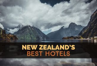 New Zealand's Best Hotels cover