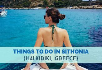 Things to do in Sithonia, a peninsula of Halkidiki in Greece cover