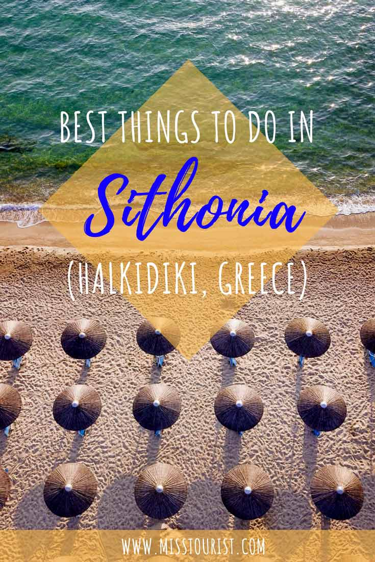 sithonia greece