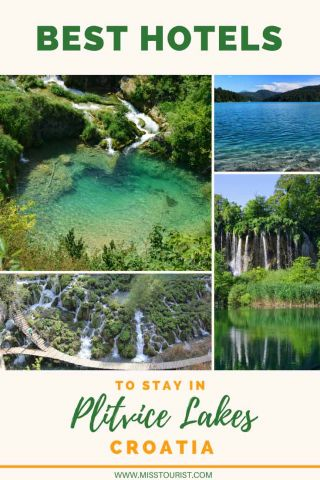where to stay plitvice