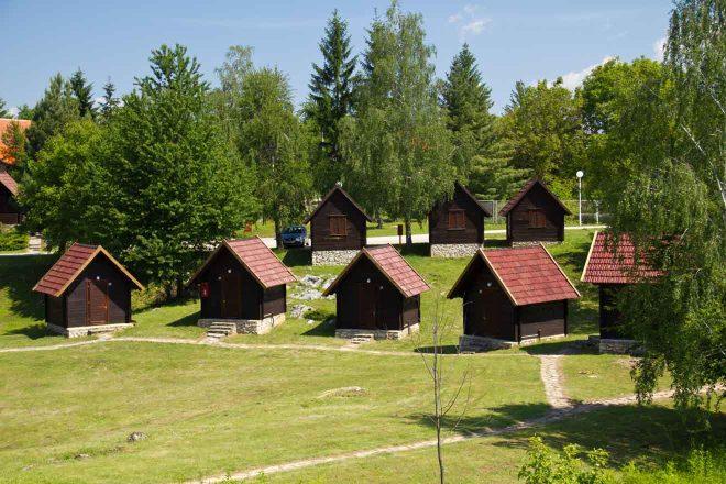 plitvice lakes accommodation