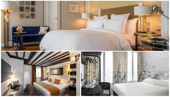 boutique hotel in paris
