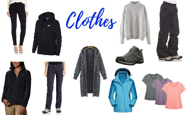 Iceland All Seasons Packing List Clothes-1