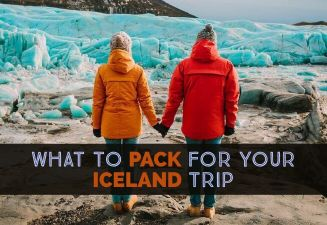 Iceland All Seasons Packing List cover